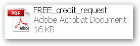 Free credit file check